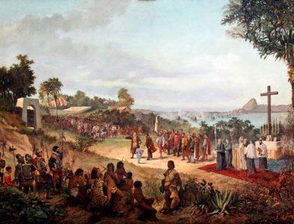 O que é a Arte Colonial Brasileira?