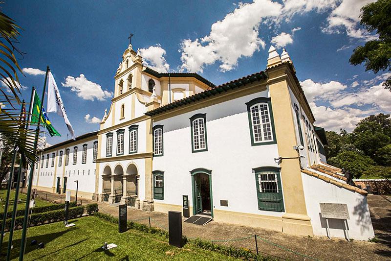 Museu da arte sacra de São Paulo